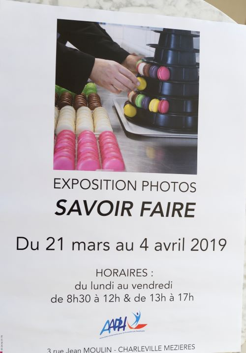 affiche expo AAPH