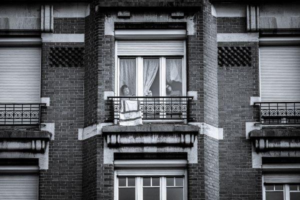 clément hardouin exposée `par la fenêtre` 45è sni