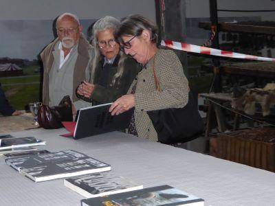 jane Evelyne Atwood et annie Duclos dédicasse livre