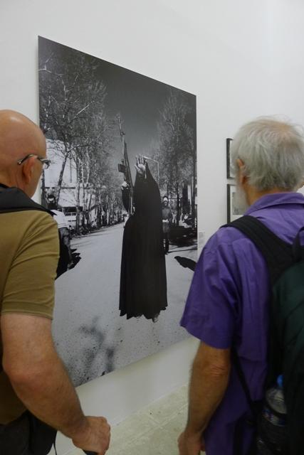 visite de l`expo