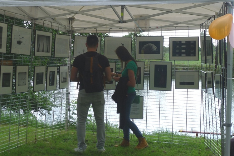 le stand d`expo