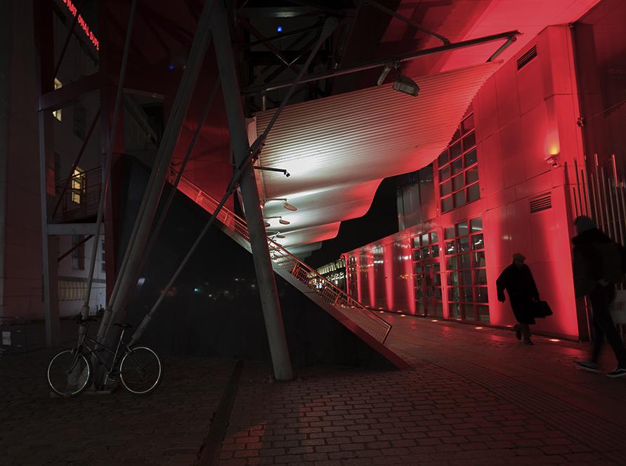 lumières de la nuit JMV